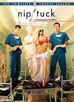 Nip/Tuck - The Complete Fourth Season (DVD, 2007, 5-Disc Set)