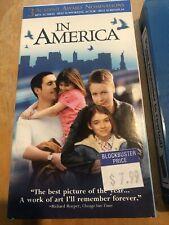 In America (VHS, 2004)