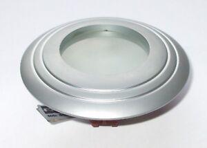 LED Satin Chrome rim 'RAHOY' downlighter 10v to 30v DC 2.5watt  810400