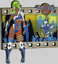 Hard Rock Cafe ONLINE 2015 GIRLS & DROIDS PIN - LE100 - SOLD OUT! SHIPPED FREE!
