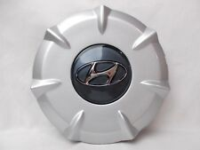 "Fits; Hyundai Elantra 4 Door Wheel Center Cap Silver OE 6-3/8"" 2000-2006 Single"