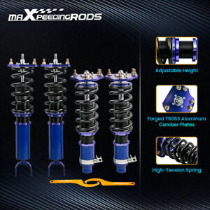 Coilover Suspension Strut Set For Honda Prelude Coilovers Shock Absorber 92-2000