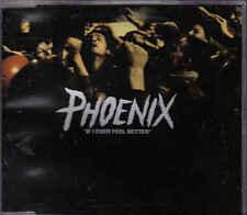 Phoenix-If I Ever Feel Better cd maxi single