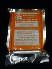ust/ultimate survival technologies emergency food ration bars (mayday)