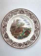 Mason's Game Bird Decorative Plate The Quail