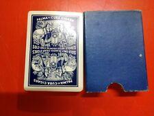 CIGARS PALMA DE CUBA PLAYING CARD DECK UNITED CIGAR STORES VISIT GOLDENHILL3898