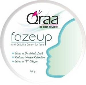 Qraa Fazeup Cream  (50 g)