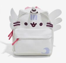 PUSHEEN CAT BACKPACK BAG MINI PUSHEENICORN NEW