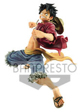 One Piece World Figure Colosseum Monkey D. Luffy PVC Figure BANPRESTO