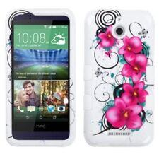 Fundas de color principal morado para teléfonos móviles y PDAs HTC