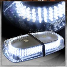 240 LED White Roof Top Emergency Hazard Warning Flash Strobe Light Universal 2