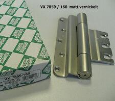 Simonswerk Objektband VX 7859/160 matt vernickelt