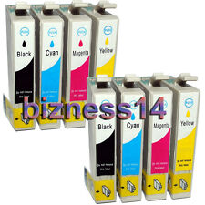 8 Compatible Ink for Epson 138 NX420 NX430 WorkForce 320 325 630 633 840 7510