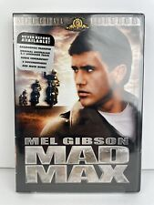 Mad Max (DVD, Special Edition) Mel Gibson - George Miller -  Brian May