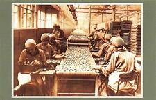 Postcard Nostalgia LIVERPOOL 1936 W&R Jacob Biscuit Factory Reproduction Card