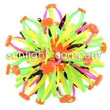 2016 NEW EXPANDABLE TRANSFORMING YELLOW SPHERE COLORFUL EXPANDING BALL TOY