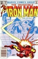 The Invincible Iron Man #166  Marvel Comic Book 1983 VF/NM NEWSSTAND