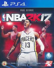 NBA 2K17 PS4 Game Brand New Sealed US Ship