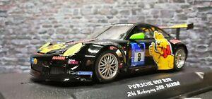 1/32 Slotcar NSR Porsche 997 Nürburgring Haribo Angelwinder King 21 EVO Motor