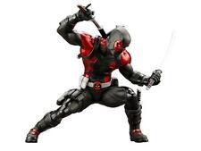 Kotobukiya Marvel Deadpool Black Suit ArtFX+ Statue Limited Edition