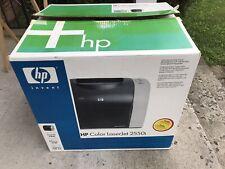 Brand New HP LaserJet 2550L Workgroup Laser Printer NIB.