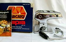 VTG..MARCATO..MODEL 150..PASTA MAKER..STAINLESS STEEL..ITALY..NEW in BOX