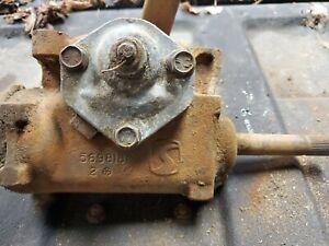 1968-86 Chevrolet GMC Truck Manual Steering Gearbox 5698180 K10 K20 C10 C20 Used