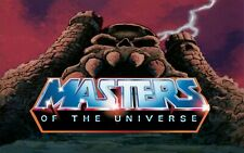 MASTERS OF THE UNIVERSE MOTU HE-MAN SKELETOR 80's POP CULTURE FRIDGE MAGNET #3