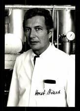 Horst H. Nimz Foto Original Signiert Forscher ## BC G 30975