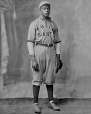 HOF John Henry ' POP' LLoyd Philadelphia Giants Negro Leagues 8 X 10 Photo