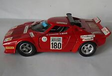 Lancia Stratos 1.25 Diecast Model 1976 S32 Glass Complete Excellent Condition