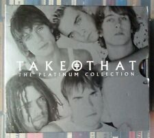 Take That. The Platinum Collection 3-CD boxset.