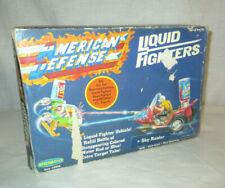1988 Remco American Defense Liquid Fighters Sky Raider boxed new