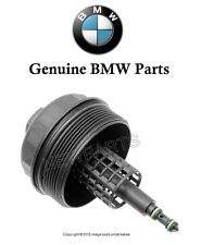 For BMW E36 Z3 E39 E53 X5 E60 E83 X3 E85 Z4 Cover Cap for Oil Filter Housing OES