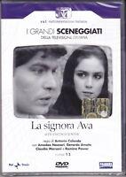 2 Dvd Box Sceneggiati RaiI **LA SIGNORA AVA** con Romina Power completa 1975