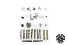 Fully Metal Accessories Set KIT for 1/12 Scale Soviet ZIS-150 Truck Bed