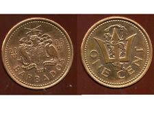 BARBADE 1 cent 2005