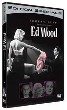 DVD *** ED WOOD ***  Avec Johnny Deep ( neuf sous blister )