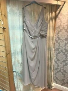 Bridesmaid dress Mocha Size 26