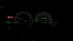 AE86 84-87 Toyota Corolla S13 SR20DET Swap Tach Tachometer Adaptor Gauge Cluster
