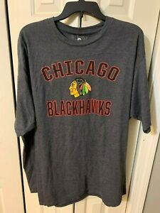 NHL Fanatics  Chicago Black Hawks Tee Shirt 3XL NWT