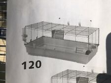 Guinea Pig Cage 120cm Hutch Indoor Pet Small House Home Pen New Collect Cardiff