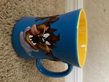 Looney Tunes Taz Collector Warner Bros Mug