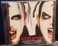 Twiztid - Freek Show Disturbed & Unheard CD MNE insane clown posse fritz the cat