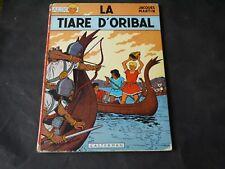JACQUES MARTIN ALIX LA TIARE D'ORIBAL 1966