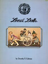 Lenci Dolls - Types Dates Dimensions Marks incl. Catalog Reprints / Scarce Book