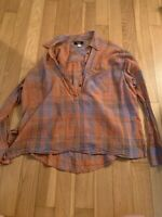 Urban Outfitters BDG Plaid Shirt Size XS