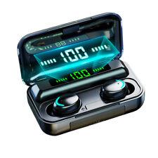 Auricolari cuffie bluetooth 5.0 sport wireless stereo in ear touch control