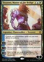 Tezzeret, Master of the Bridge FOIL | NM | Buy a Box Promo | Magic MTG