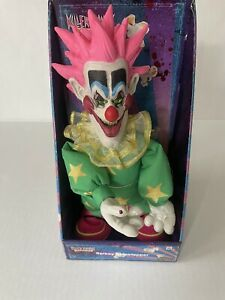 Spikey Side Stepper Killer Klowns From Outer Space Halloween Figure Decor NWT